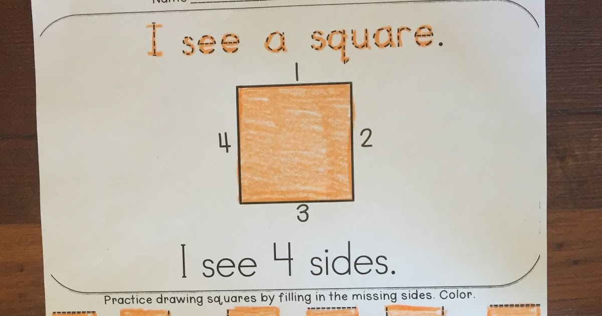 Kindergarten Corps: Spanish Sunday: 2D Shapes And