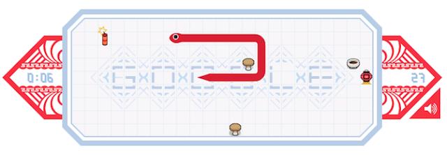 google-games-doodle-snake