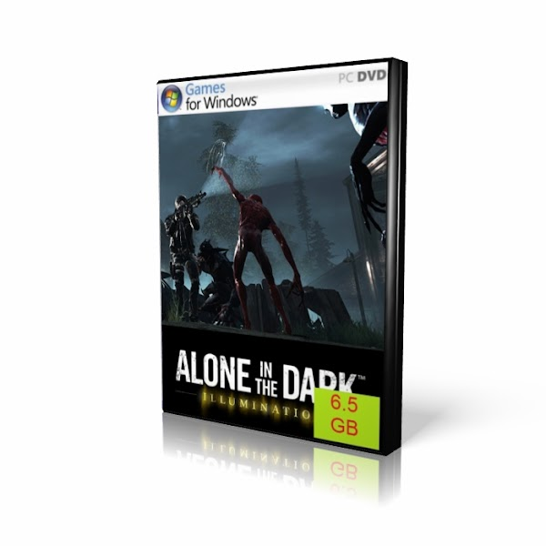 DESCARGAR Alone in the Dark: Illumination en Español FULL+MEGA