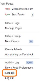 Recover all data on facebook@myteachworld.com