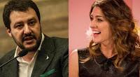 Matteo Salvini e l'addio con Elisa Isoardi: «Qualcuno aveva altre priorità»