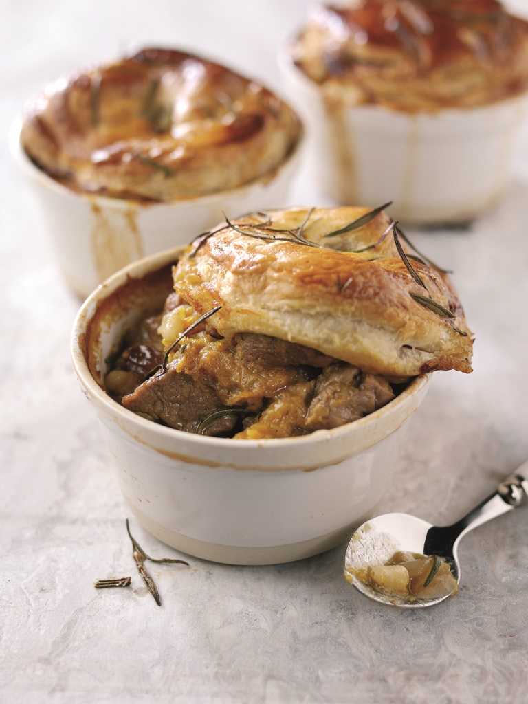 Welsh Lamb And Pumpkin Pie Recipe: Autumn Staple