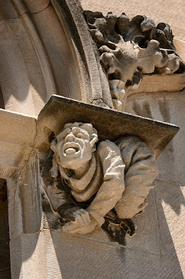 Grotesque at Biltmore House