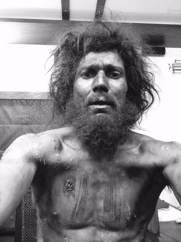 Randeep hooda Stricken look in Sarabjit