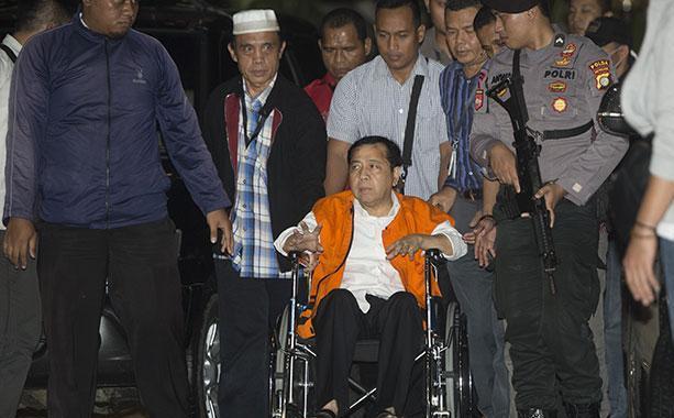 KPK Cetak Sejarah Penjarakan Ketua DPR RI