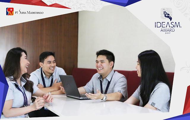 Lowongan Kerja Terbaru PT Surya Madistrindo (SM) | Tersedia 5 Posisi Bidang IT - Periode Mei 2019