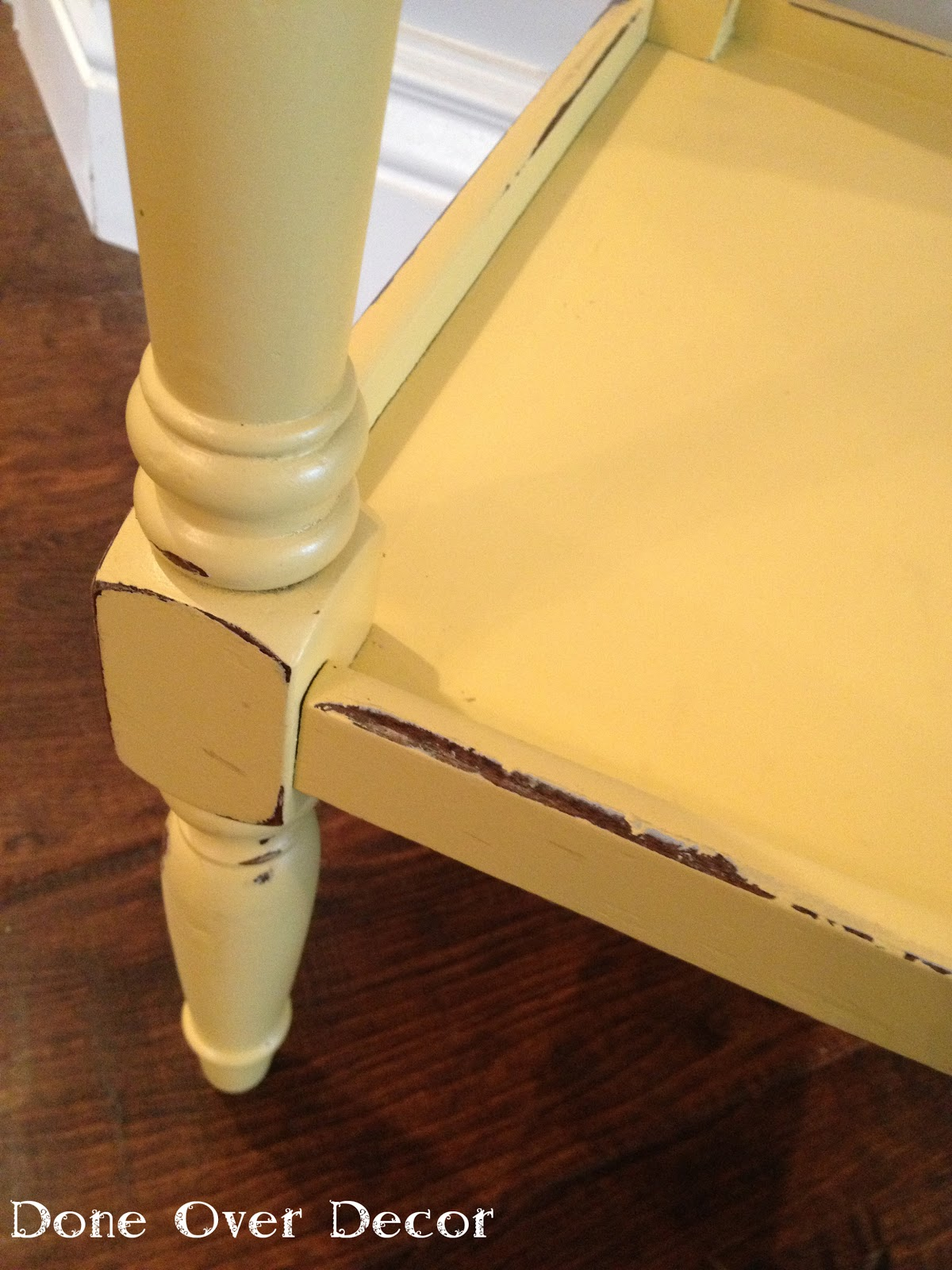 Hotondo Homes Floor Plans A Painted Nest Custom Order 2 End Tables That Add A Pop