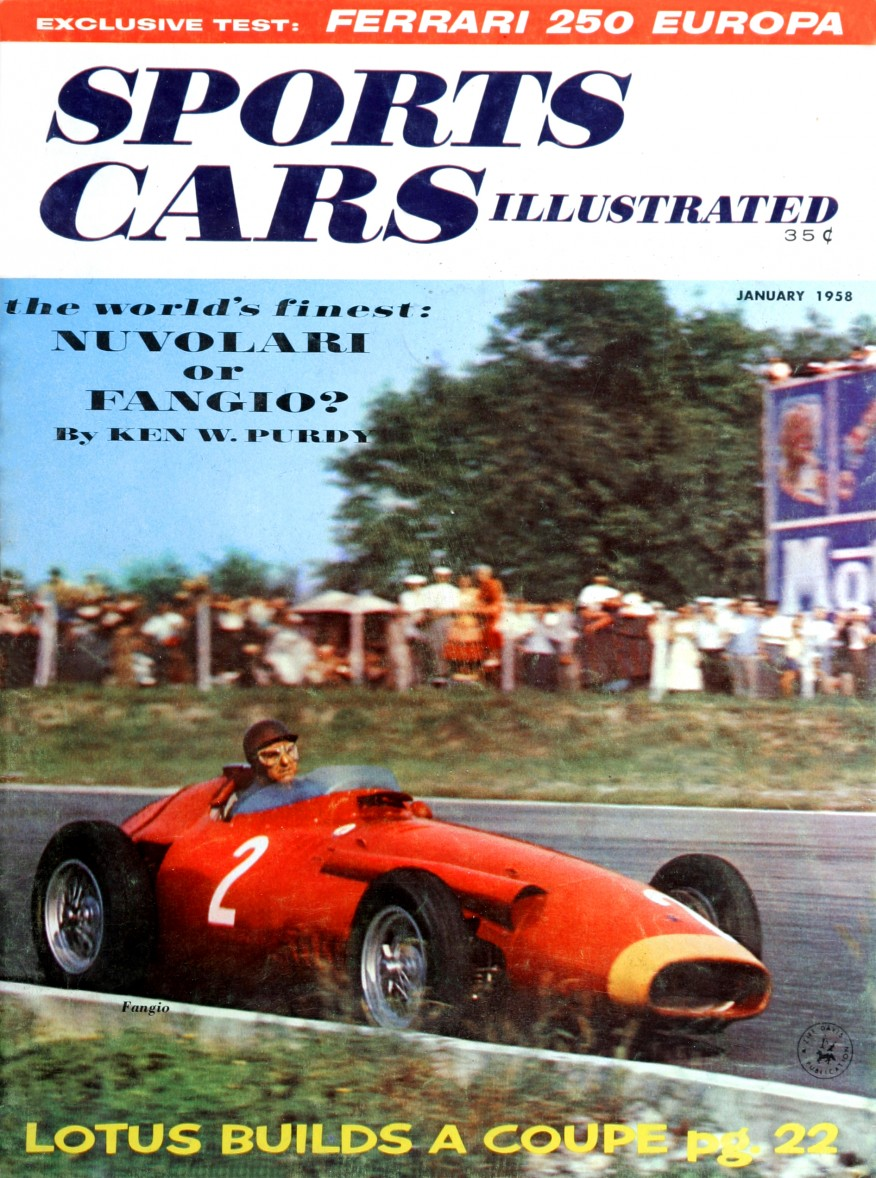 54 beautiful and amazing sports cars illustrated covers of the 1950s vintage everyday. Black Bedroom Furniture Sets. Home Design Ideas