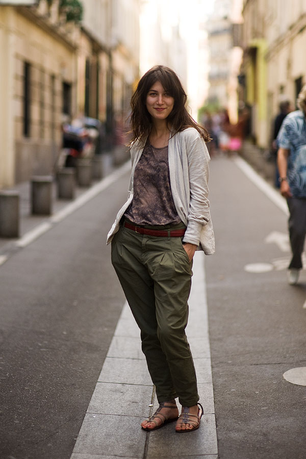 Paris: Paris Street Fashion