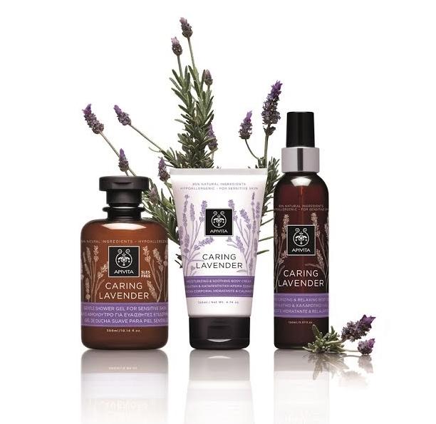 apivita caring lavender
