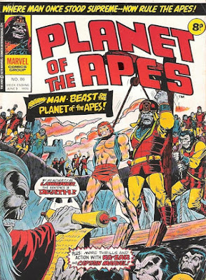 Marvel UK, Planet of the Apes #86