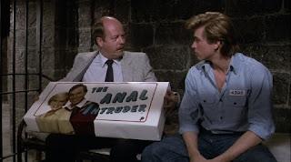Escena en la cárcel película Top Secret! - 1984