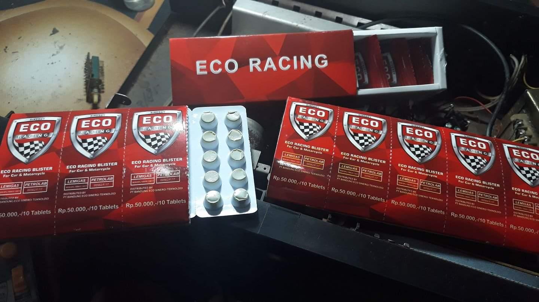 Pil Eco Racing Penipuan