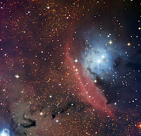 An Anarchic Region of Star Formation