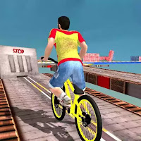 Reckless Rider (Mod Apk Free Purchases)