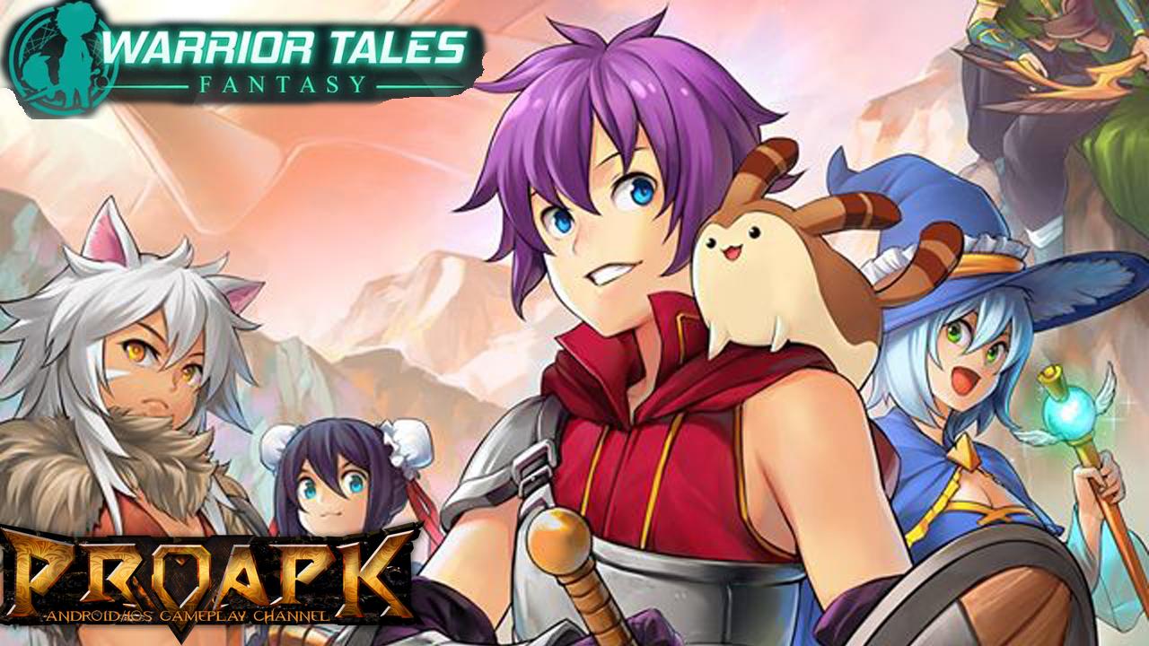 Warrior Tales Fantasy