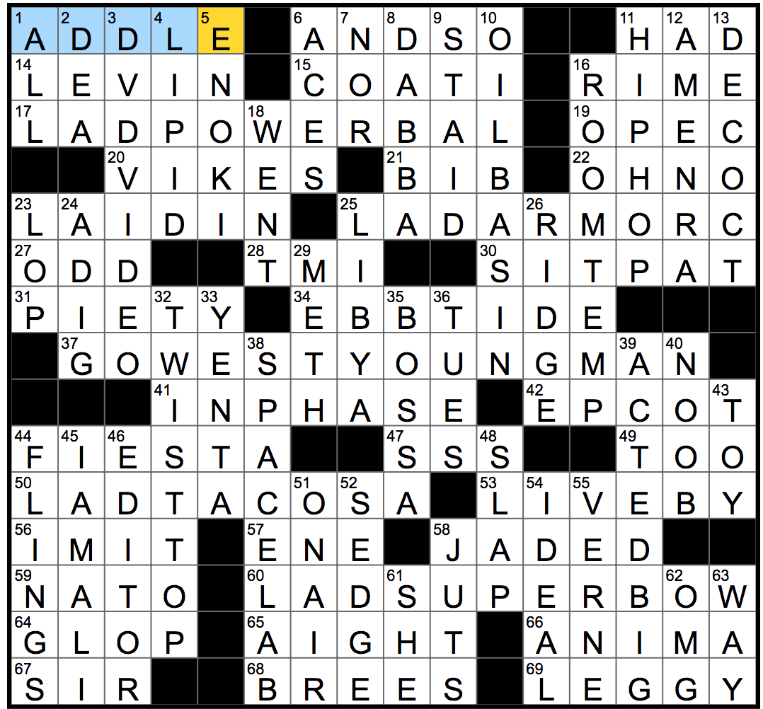 Rex Parker Does the NYT Crossword Puzzle: Japanese mushroom