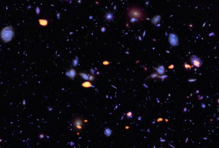 Melihat masa lalu alam semesta dengan teleskop alma info astronomy