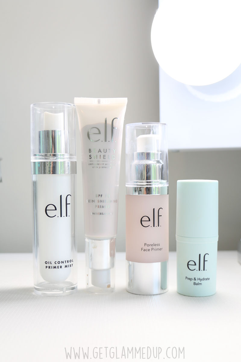 Best face primers from e.l.f. Cosmetics