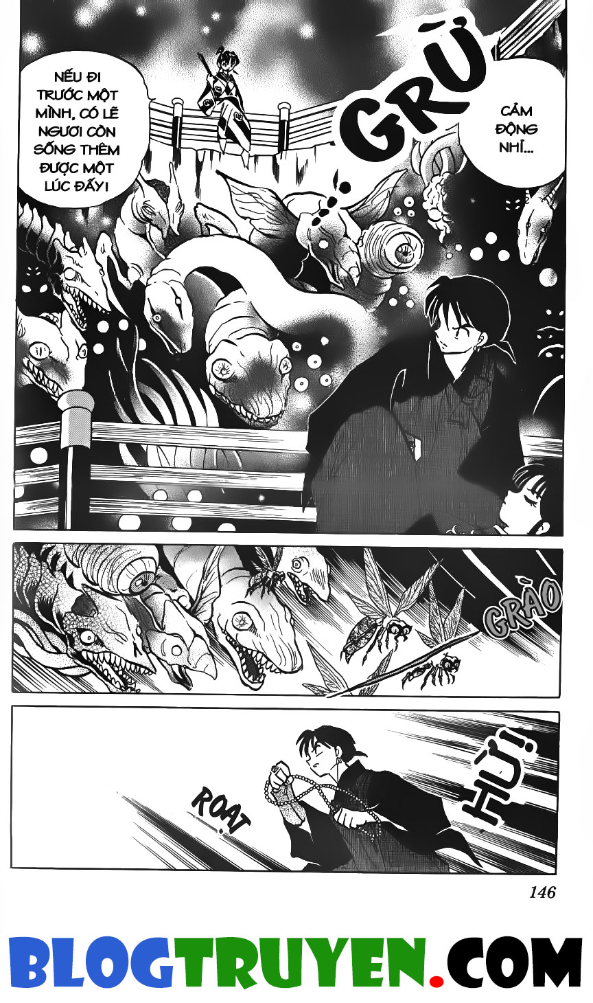 Inuyasha vol 27.8 trang 15