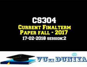cs304 final term paper