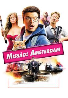Missão: Amsterdam - HDRip Dual Áudio