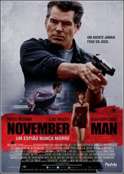 Baixar November Man: Um Espião Nunca Morre Dublado Grátis
