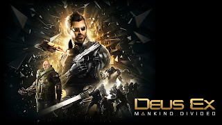 Deus Ex Mankind Divided desktop wallpaper 1920x1080