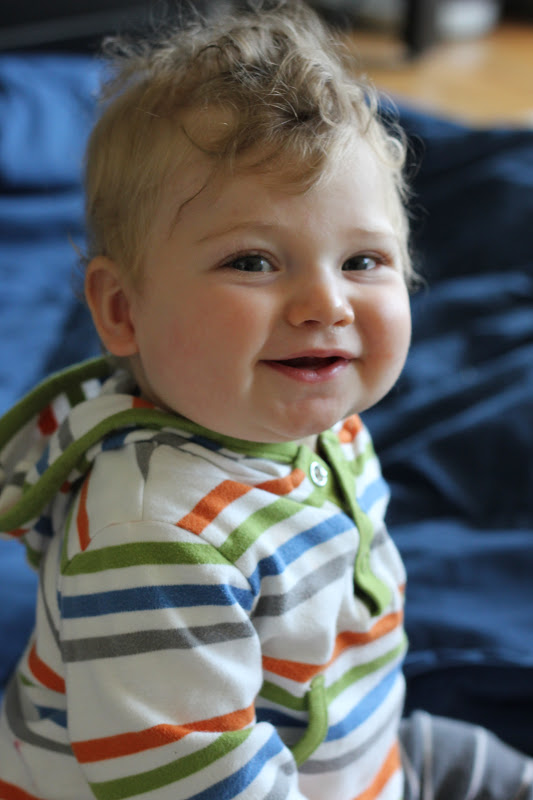 Happy Weekend / Oliver 5 1/2 Months
