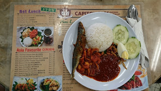 Nasi Lemak Capitol Cafe Restorant