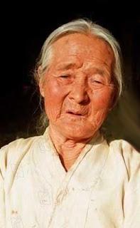 Photo de Kim Eul-Boon, la grand-mère