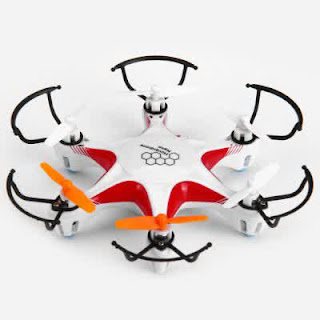 Helicute Hoverdrone EVO - Hexacopter dengan 5MP Camera - SpekDrone