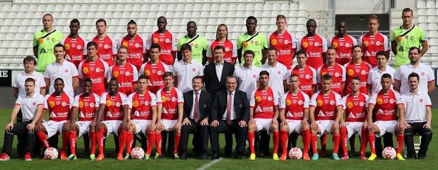 Fransa 1. ligi şampiyonları Stade Reims - Kurgu Gücü