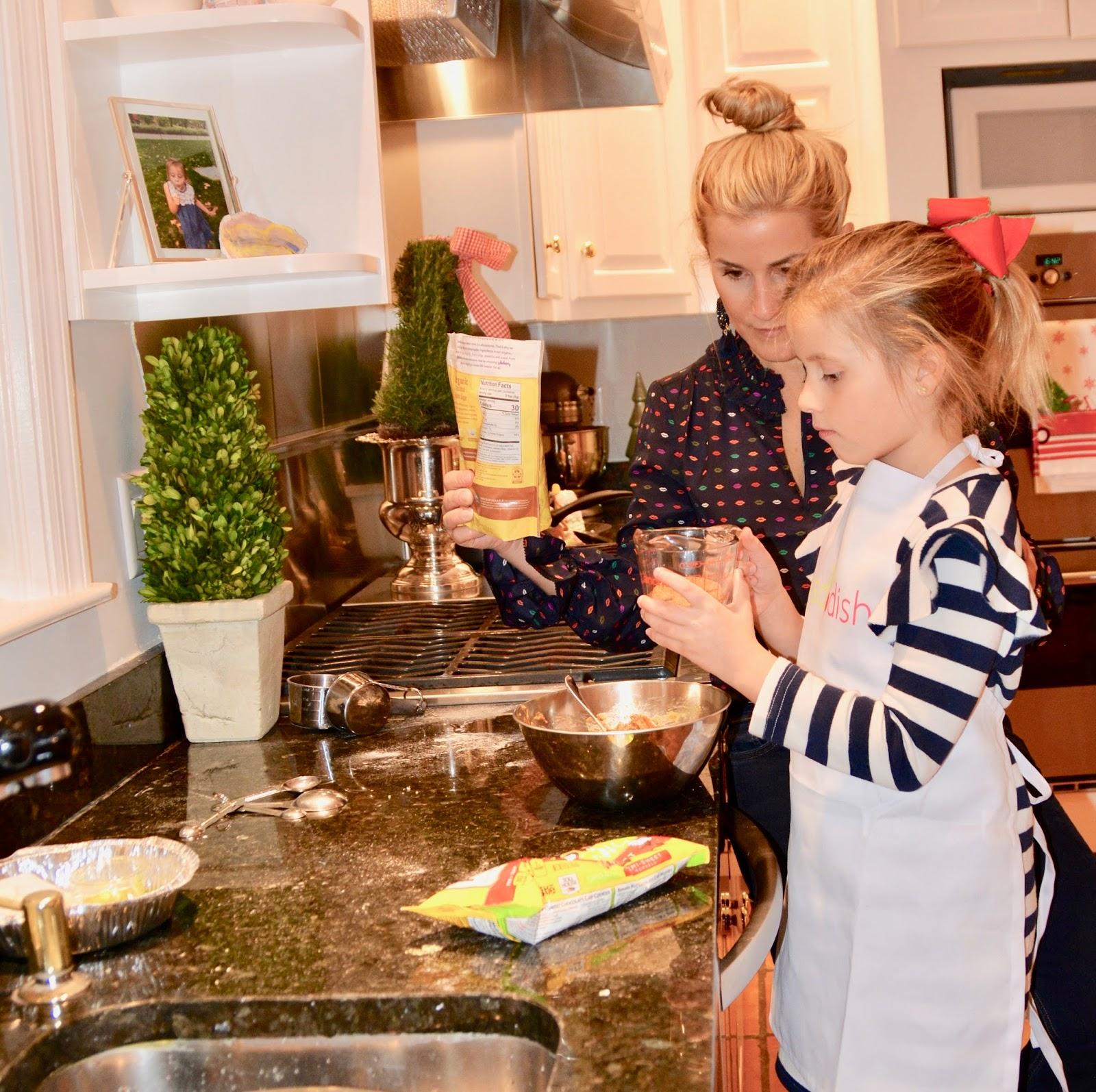 Having Fun with Raddish Kids — Little C & Lou Lou