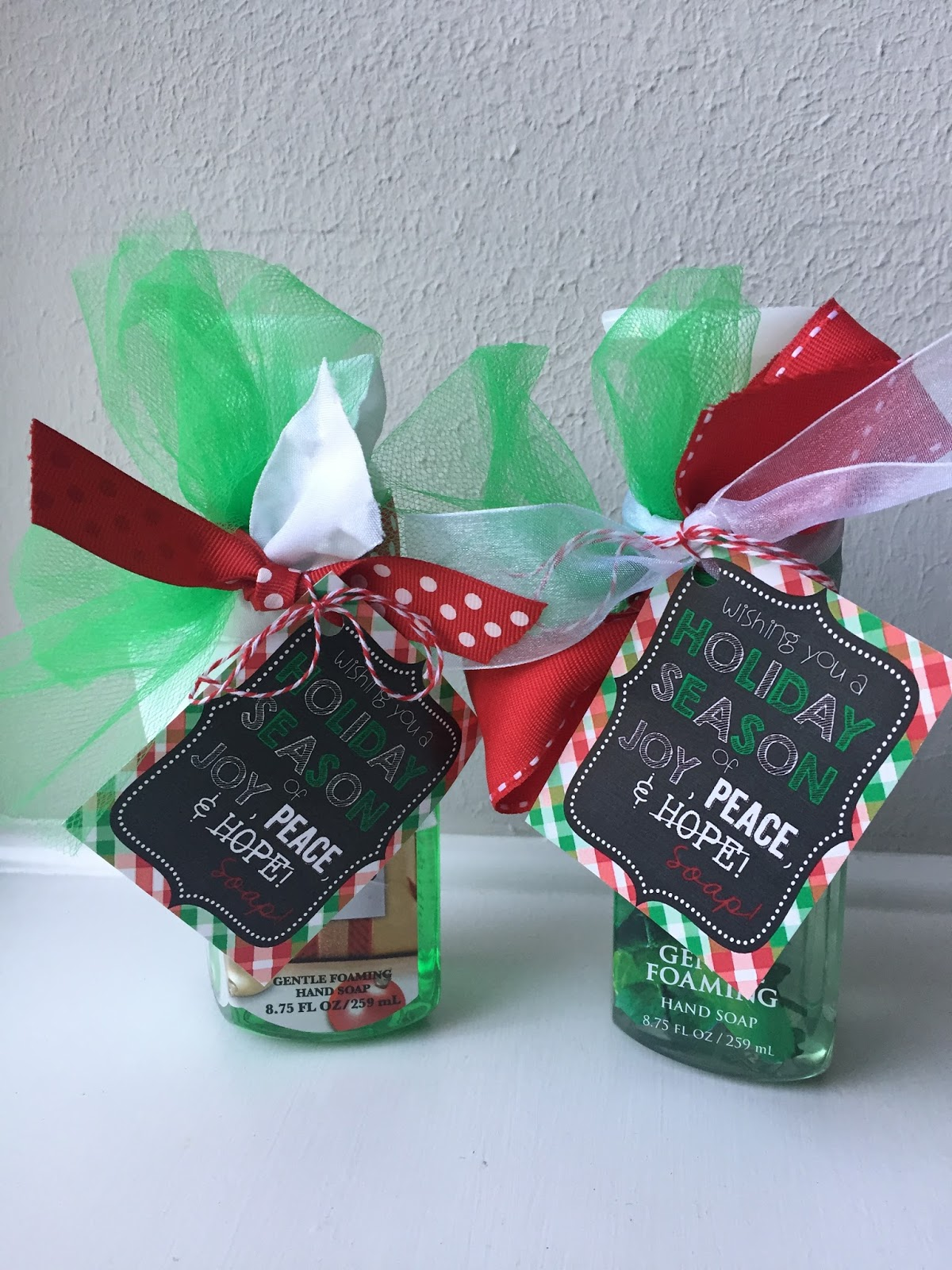 Sweet Blessings: CUTE & Quick Christmas Gift Ideas with Free ...