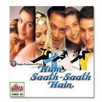 हम साथ साथ है : हिंदी फिल्म
