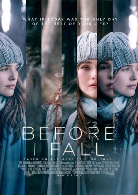 """Before I fall"""
