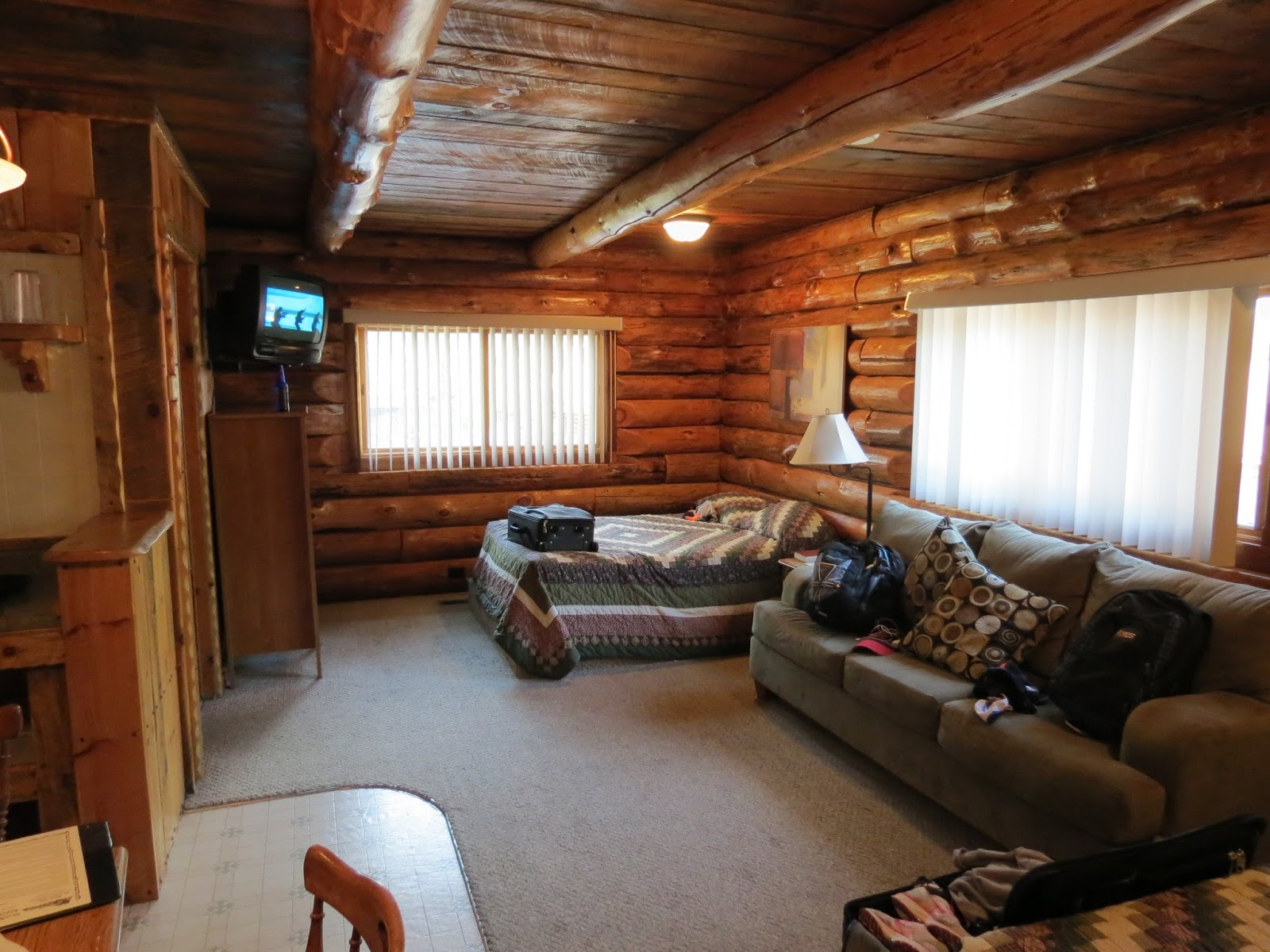 our cabins dells fun it such wisco michigan and katie illinois we wisconsin in with trifecta little forest a camped the next place andy this cabin jenn midwest is destination sherwood at was dellscamp