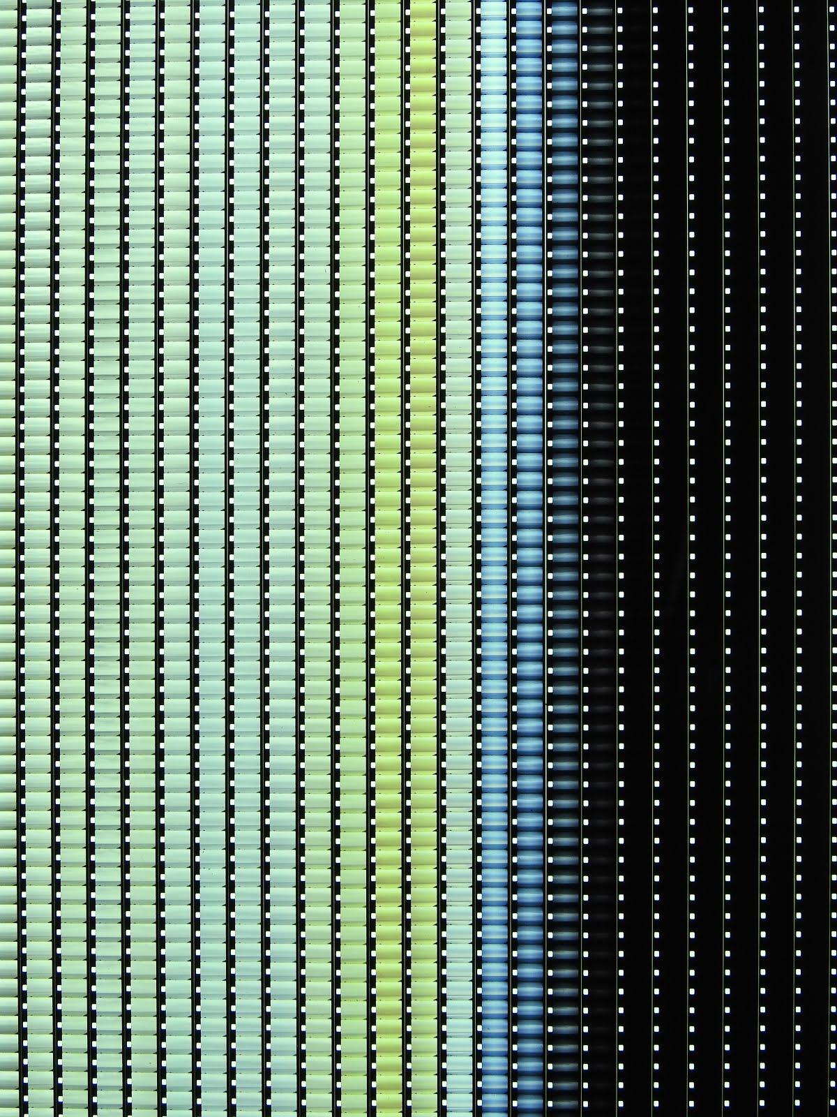 Peinture Pour Ecran Retroprojecteur re:voir vidéo + the film gallery: film-ecran : voyance et