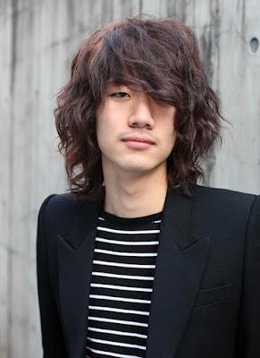 Asian Men Medium Hairstyles