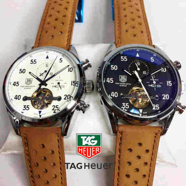 Tag Heuer SpaceX 1962-2013 - Pics about space