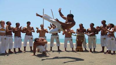5. Capoeira