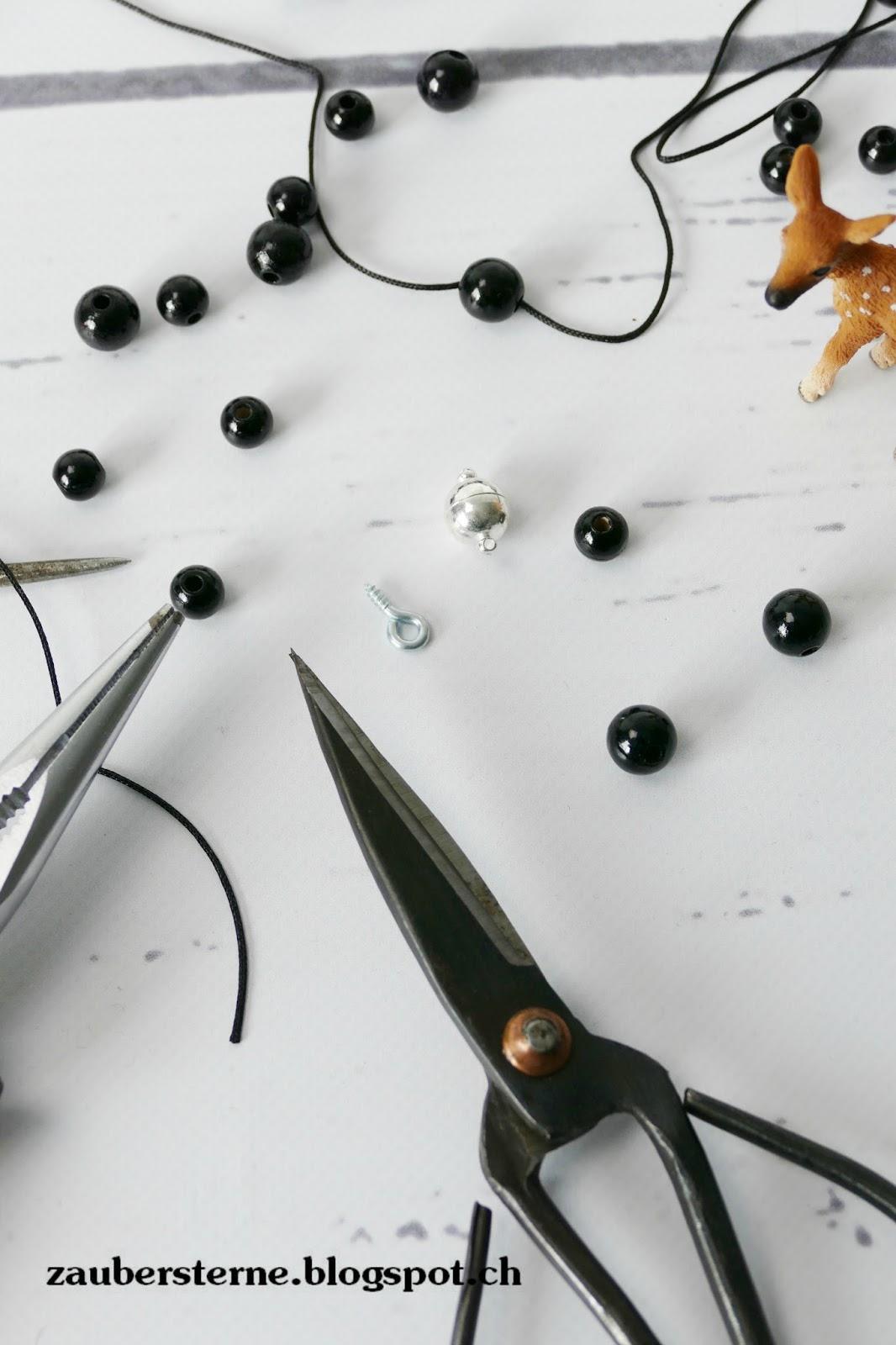 blog schweiz diy kette f r klein und gross. Black Bedroom Furniture Sets. Home Design Ideas