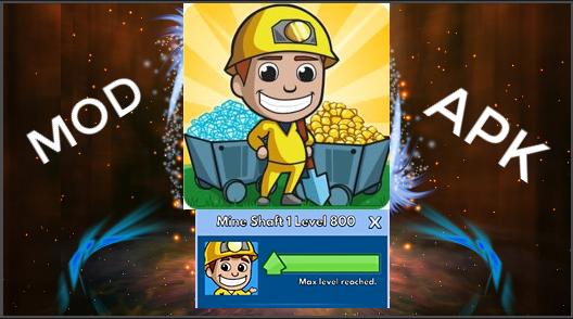 idle miner tycoon mod apk unlimited money