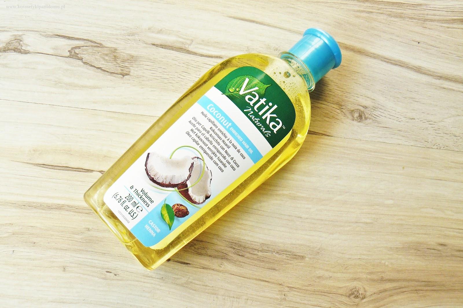 COCONUT HAIR OIL. I JAK?