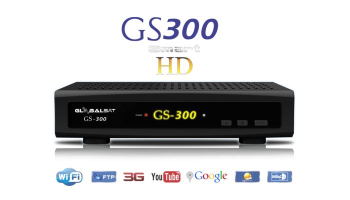 Globalsat GS300 HD