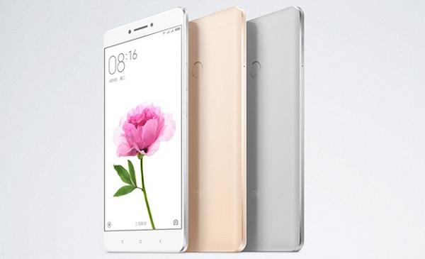 smartphone xiaomi mi max quốc tế được ưa chuộng