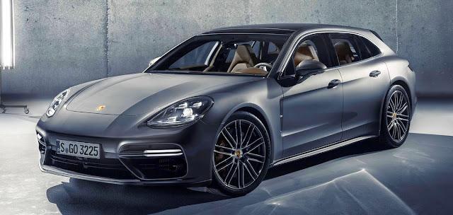 Porsche Panamera Sports Tourismo