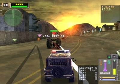 Twisted Metal 2 version for PC