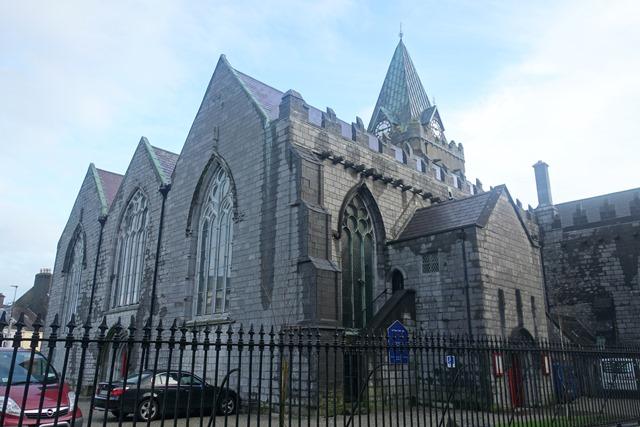 St. Nicholas' Collegiate Church (Iglesia de San Nicolás de Myra) (Galway) (Irlanda) (@mibaulviajero)